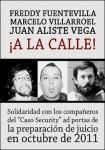 SANTIAGO, CHILE: ACTUALIZACIÓN SOBRE LA SITUACIÓN DE FREDDY, MARCELO Y JUAN