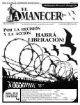 CHILLAN, CHILE: SALE EL AMANECER, PERIÓDICO ANARQUISTA, Nº 9, JUNIO 2012