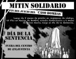 SANTIAGO, CHILE: URGENTE SENTENCIA EN CASO BOMBAS.