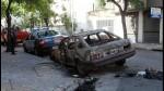 BUENOS AIRES, ARGENTINA: SABOTAJES A MAQUINAS DE DESTRUCCIÓN DE LA TIERRA