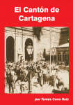 EL CANTÓN DE CARTAGENA POR TOMÁS CANO RUIZ