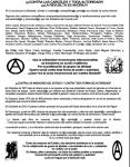 CHILE: A PROPAGAR LA SOLIDARIDAD!
