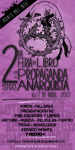 SANTIAGO, CHILE: 2° FERIA DEL LIBRO ANARQUISTA