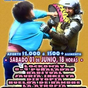 SANTIAGO, CHILE: TORTAZO VEGANO