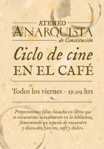 BUENOS AIRES, ARGENTINA: CICLO DE CINE EN EL CAFÉ