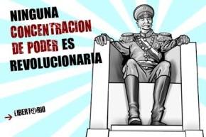 VENEZUELA: FUNERALES DE ESTADO, AMNESIA Y ANARQUISMO.  RESPUESTA A LA DECLARACIÓN DE LA FAU ANTE LA MUERTE DE CHÁVEZ
