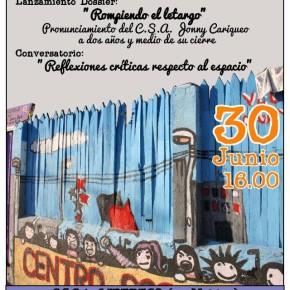 SANTIAGO, CHILE: DE ELLOS SE ESTA BURLANDO