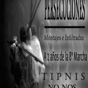BOLIVIA: PUBLICACIÓN PERSECUCIONES