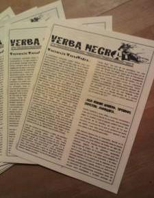 VALPARAÍSO, CHILE: VERBA NEGRA N°1