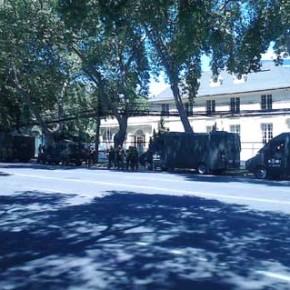 SANTIAGO, CHILE: MITÍN SOLIDARIO CON MÓNICA Y FRANCISCO