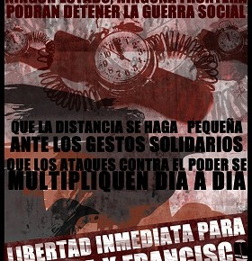 """SANTIAGO, CHILE: EL ABOGADO JULIO CORTÉS ENTORNO A LA DETENCIÓN DE MÓNICA Y FRANCISCO """"ESTE ES EL RETORNO DE LOS MUERTOS VIVIENTES"""""""
