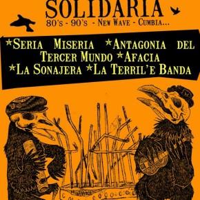 SANTIAGO, CHILE: TOKATA FIESTA SOLIDARIA